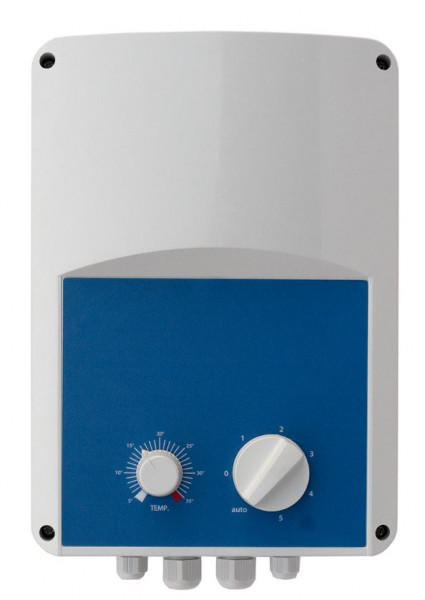 Lüftersteuerung für 230 Volt Ventilatoren
