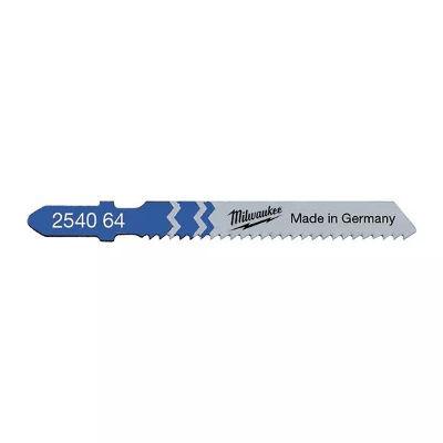 Stichsägeblatt Metall 55x2mm T118B 5 Stück Milwaukee®