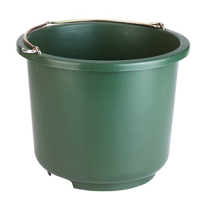 Stalleimer grün