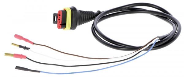 9 Volt Anschlusskabel zu Ako FenceCONTROL Weidezaunprüfer