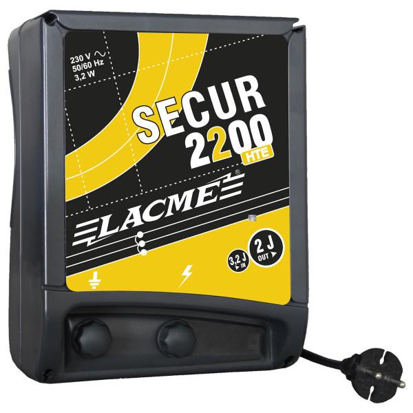 Lacme SECUR 2200 HTE Netzgerät 2 Joule