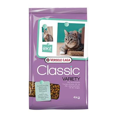 Classic Variety Katzenfutter 4kg