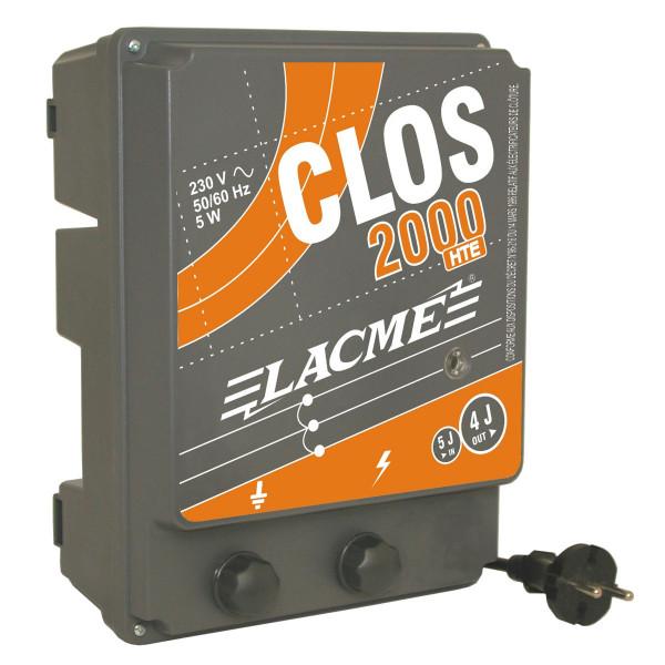 CLOS 2000 HTE Weidezaungerät 230V