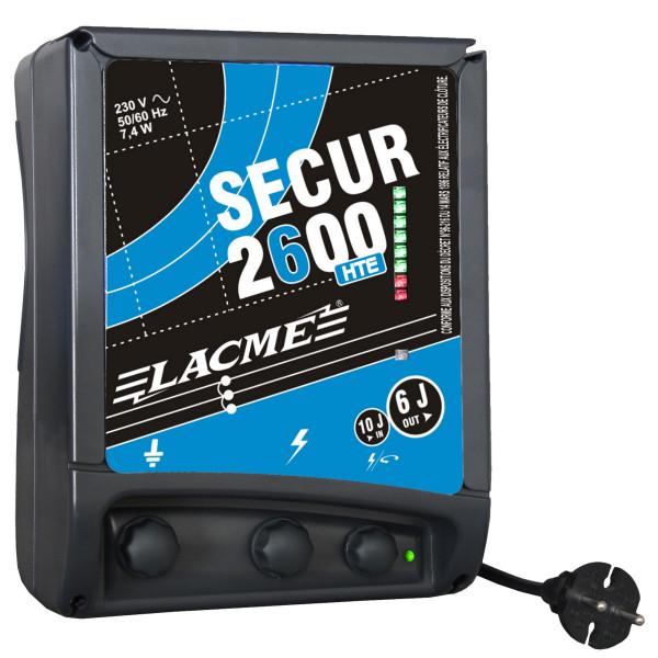Weidezaungerät SECUR 2600 HTE Netzgerät