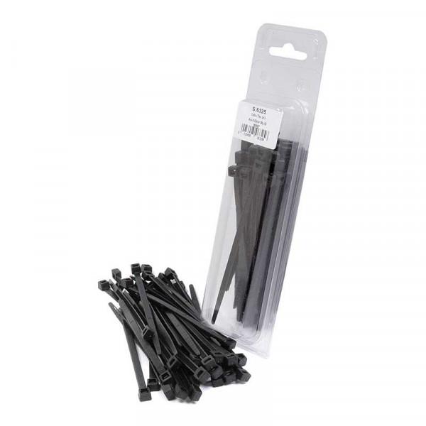 Kabelbinder 120 mm schwarz