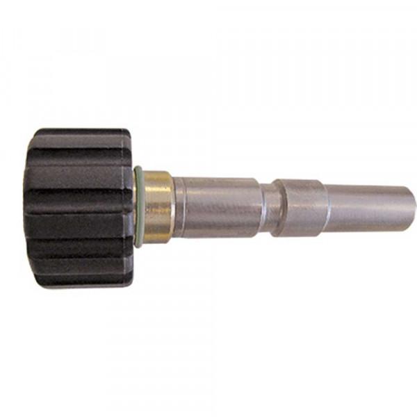 Adapter mit Schnellverschraubung M22x1,5 IG QC315