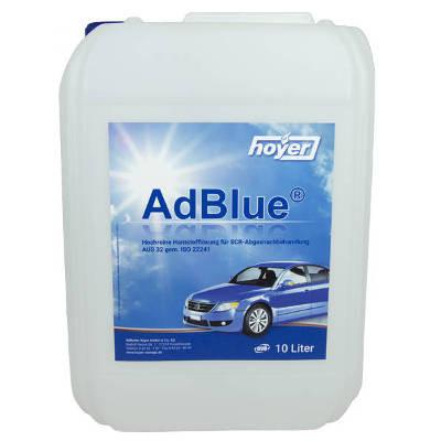 Adblue Harnstofflösung 32,5 % 10 Liter Kanister