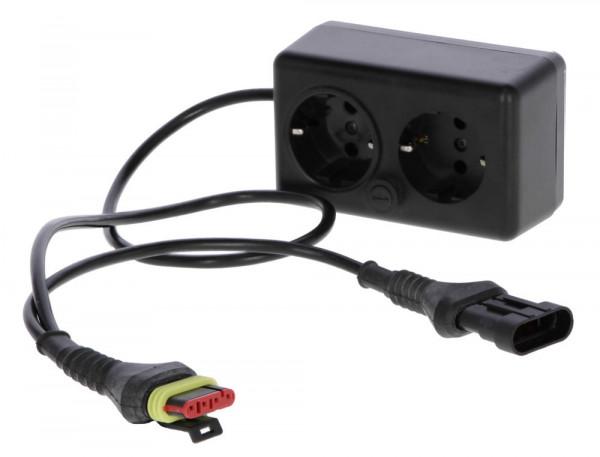 Ein-/Aus-Schaltadapter für 230 Volt Geräte