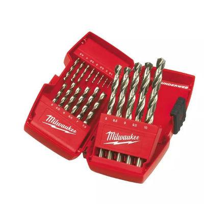 MILWAUKEE®Metallbohrerkassette HSS-G Thunderweb