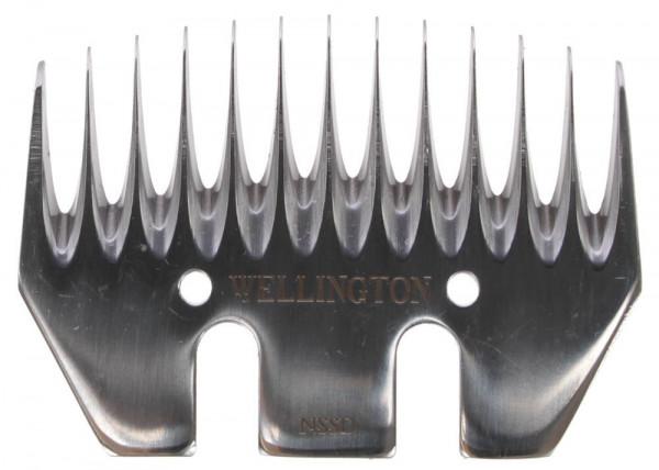 """Untermesser """"Wellington"""" MB 76 Schaf, 13 Zähne, konvex"""