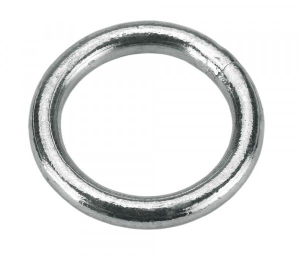 Ring, 6mm verzinkt zu 3 Stück im Pack für Goleyg Adapter