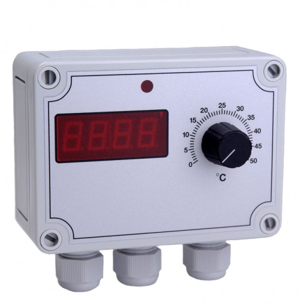 WHST2 Elektronik-Thermostat für EASYFI/OPTIDRIVE