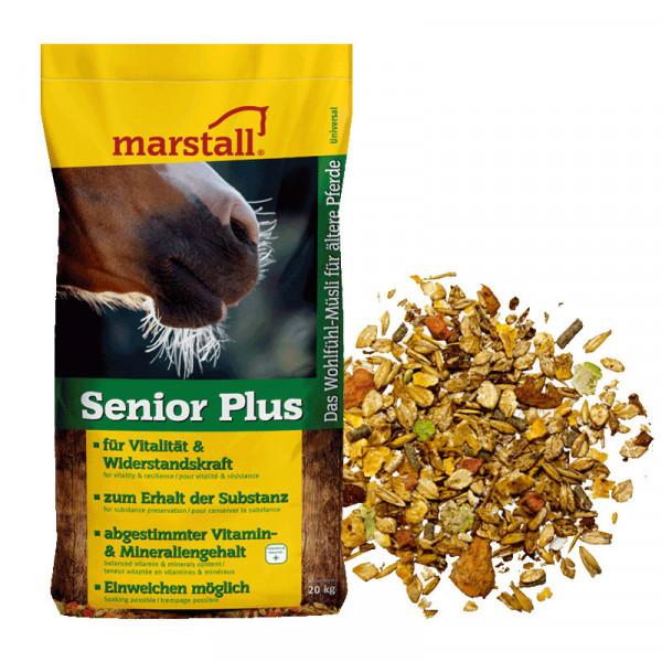 marstall Senior Plus (Müsli) 20kg Pferdefutter