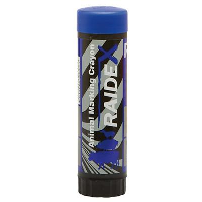 Viehzeichenstift Raidex blau