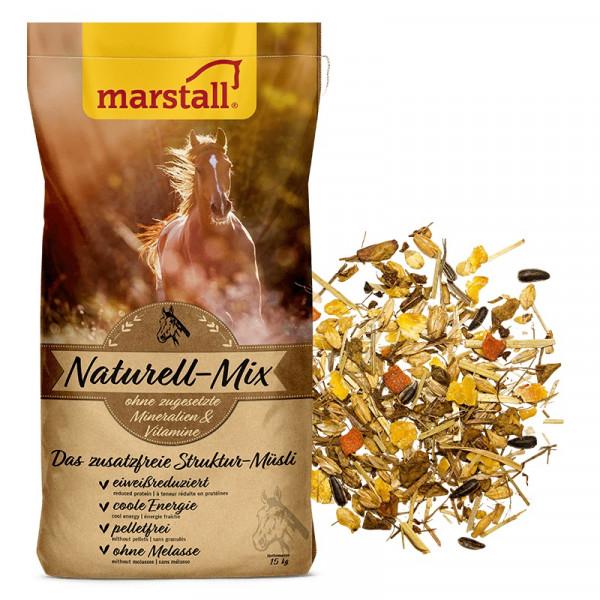 marstall Naturell-Mix Pferdefutter 15kg