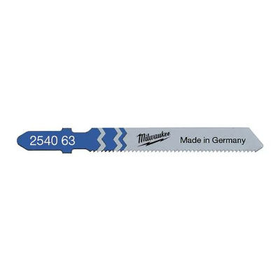 Stichsägeblatt Metall 55x1,2mm 5 Stück T118A Milwaukee®