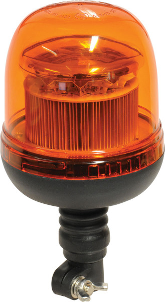 LED Rundumleuchte (Gelb), Störung: Klasse 3, flexibler Fuß, 12-24V
