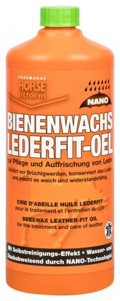 Bienenwachs Lederfit-Öl Schupflege Sattelpflege