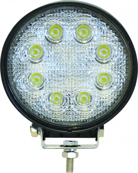 LED Arbeitsscheinwerfer rund 1840 Lumen