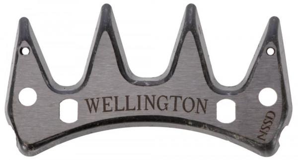 """Obermesser """"Wellington"""",BB-4,5 Schaf 4 Zähne, Allroundschur"""