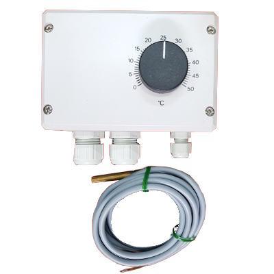 Thermostat Lüftersteuerung