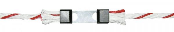 Litzclip Seilverbinder 6mm Edelstahl, 5 Stück