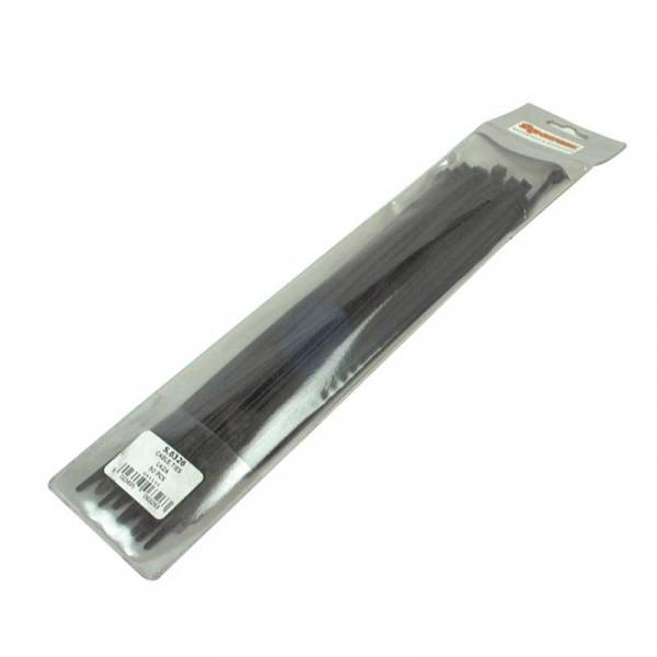 Kabelbinder 270 mm schwarz 50 Stück