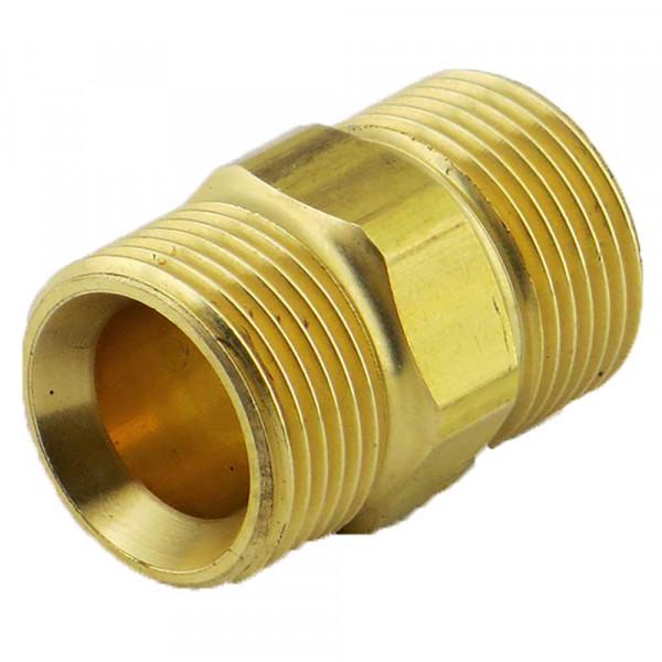 Schlauchverbinder 2 x M 22 X 1,5