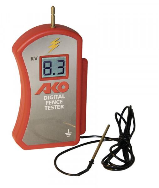 AKO Digitalvoltmeter 0-9900 Volt