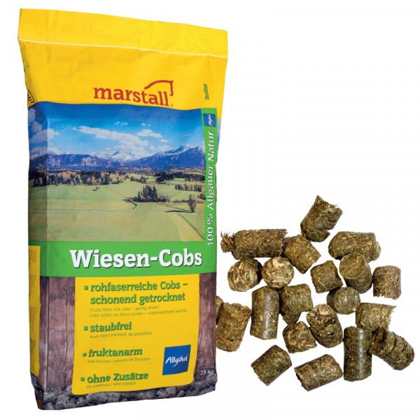 marstall Wiesen-Cobs 25kg Pferdefutter