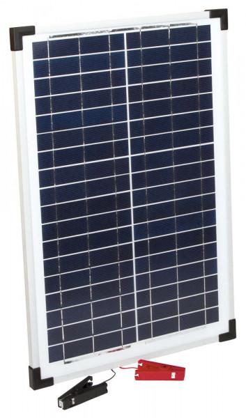 Solarmodul 25W f. Akku-Box zu DUO Power