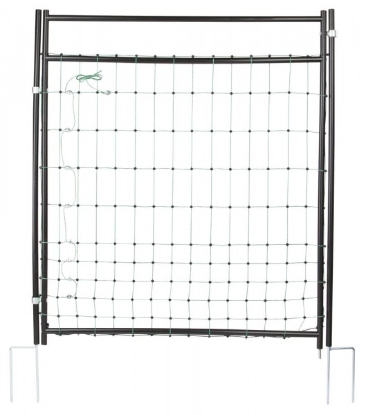 Geflügelnetz / Lämmernetz Tor für Netze 108cm