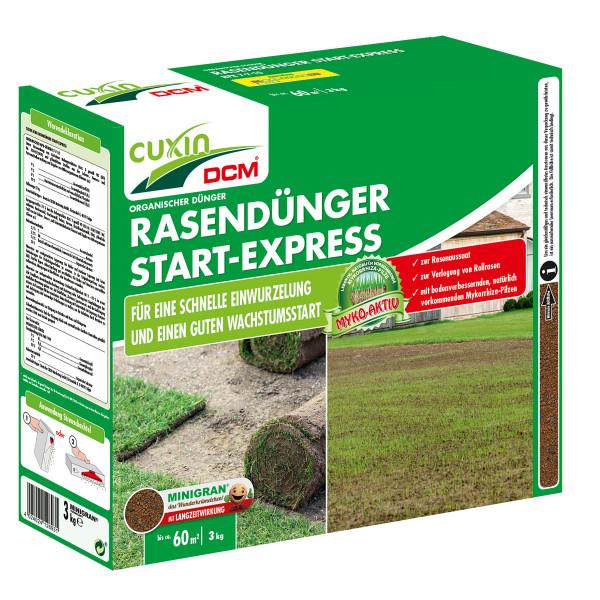 Rasendünger Start-Express 3 kg für ca. 60 m²