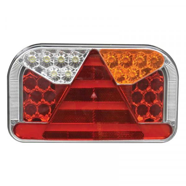 LED Rückleuchte 12/36V links
