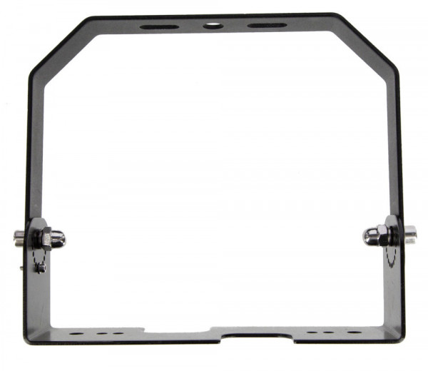 LED Hallenstrahler 100 -240 W. Aufhängeset Platte+Bügel
