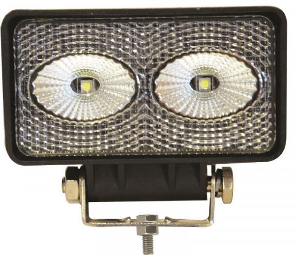 LED Arbeitsscheinwerfer 2000 Lumen 10 V = - 30 V=