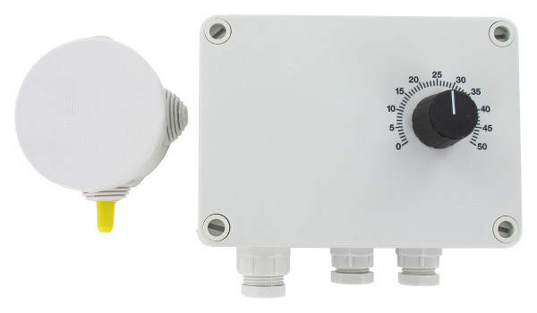 Elektronik-Thermostat für EASYFI/OPTIDRIVE ohne Display WHST21