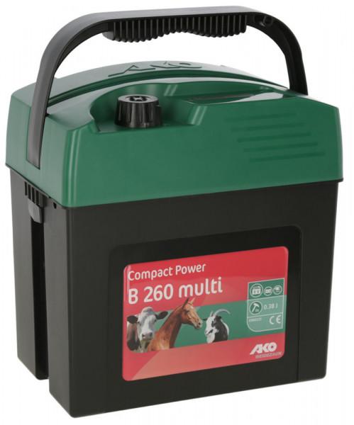 AKO Compact Power B260 multi 9V