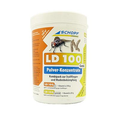 Pulver-Konzentrat LD 100 I