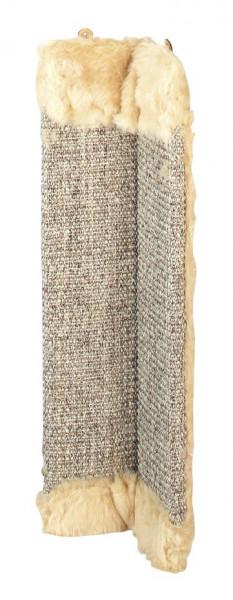 Sisal Kratzbrett für Zimmerecken ca. 49 x 23 cm
