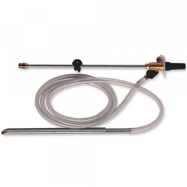 Nassstrahleinrichtung mit Strahlrohr VA 900mm Ehrle Hochdruckreiniger