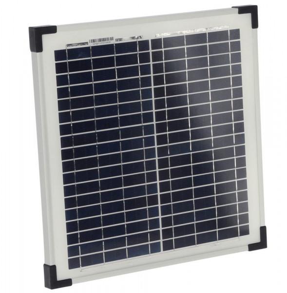 Solarmodul 15W f. Akku-Box zu DUO Power