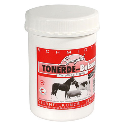 Tonerde-Balsam 1kg Gebinde