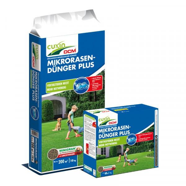 Mikrorasen-Dünger Plus 3 kg