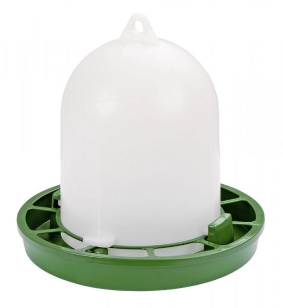 Futterautomat 1 kg PVC grün