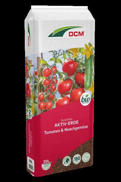 AKTIV-ERDE Tomaten & Naschgemüse 20 Liter
