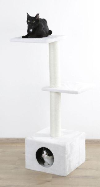 Kratzbaum Venus, weiß Höhe 109cm