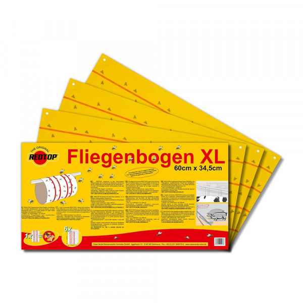 Redtop Fliegenbogen 60x34,5cm
