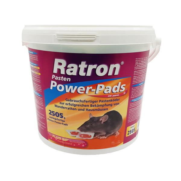 Ratron Power Pads 167x15g -freiverkäuflich
