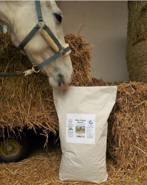 ÖKO FEED HORSE EBC Feed Pferdefutterkohle Sack 10 kg